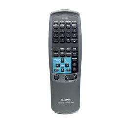 Aiwa RC-7AS09 Remote,Aiwa RC7AS09 Remote
